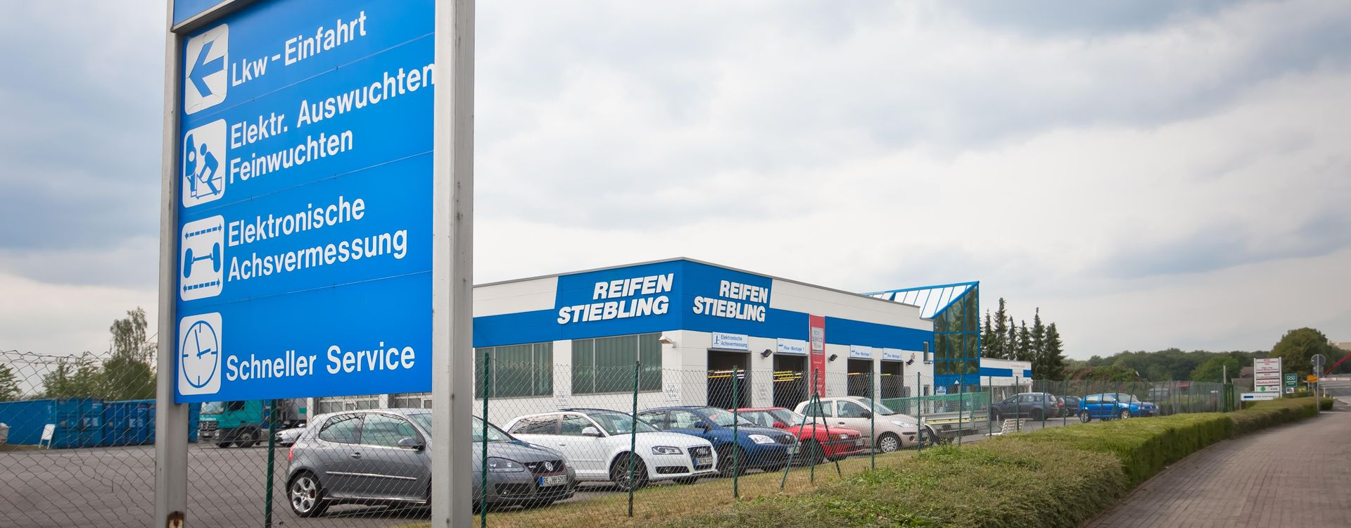 Reifen Stiebling Castrop Rauxel